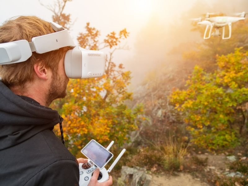 Can You Fly A Fpv Drone Without Goggles